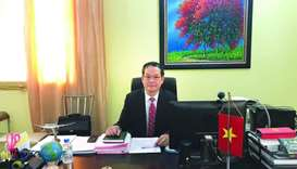 Vietnam mulls visa exemption facility for Qataris: Envoy