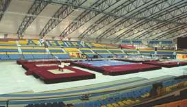 Organisers make final preparations for Doha Worlds