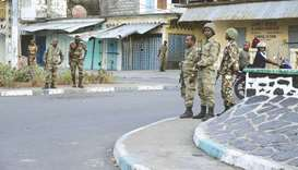Comoros opposition signs govt deal after clashes