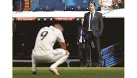 Pressure mounts on Lopetegui as Real beaten by Levante
