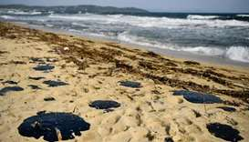 At least 26 beaches affected by oil spill in southern France