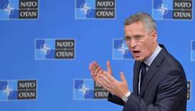 NATO's biggest exercise since Cold War to involve 45,000 troops