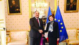 Deputy PM meets French minister