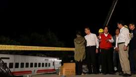 Taiwan train driver switched off speed control before deadly accident