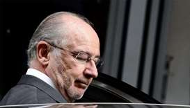 Former IMF director Rato begins four-year sentence in jail