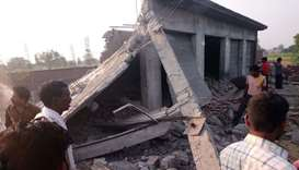India fireworks factory blast kills 7
