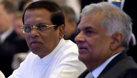 Sri Lankan PM ousted, replaced with former president Rajapaksa