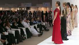 14th Heya Arabian Fashion Exhibition at DECC