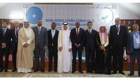 Qatar reaffirms its commitment to support Somalia