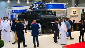 The 12th Milipol Qatar Exhibition at DECC