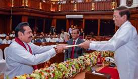 Sri Lanka parliament speaker heightens unrest warnings to president