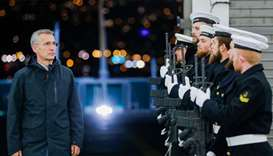 NATO chief in Norway: NATO exercises are strictly 'defensive'