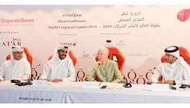 World Corporate Games Doha to attract huge participation
