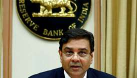 The Reserve Bank of India (RBI) Governor Urjit Patel