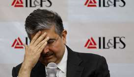 Uday Kotak, newly appointed Non-Executive Chairman of Infrastructure Leasing and Financial Services