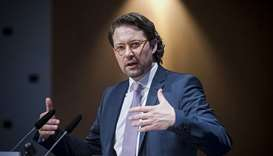 German Transport Minister Andreas Scheuer