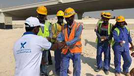 QCS educates workers about skin cancer