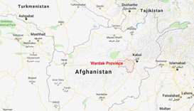 Taliban kill at least 10 police in central Afghanistan