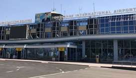 Drunk cop shoots colleague in Tajikistan airport