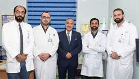 Over 2,000 arthritis patients treated at HMC monthly