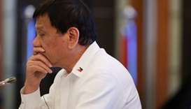 Philippines' Duterte says he does not have cancer