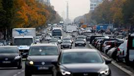 Court orders diesel ban on major Berlin roads