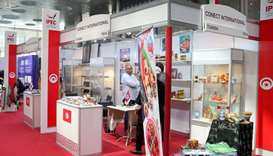 The Tunisia pavilion at IPEC