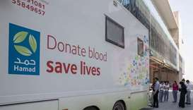Overwhelming response to blood donation drive
