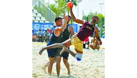 World Beach Games 'another landmark occasion for Qatar'