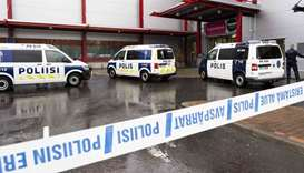 Sword attack leaves one dead, 10 injured at Finnish college