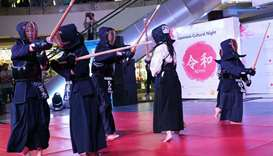 Japanese Cultural Night hosted by Lagoona Mall