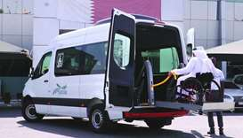 New Karwa fleet ensures easy access for persons with special needs