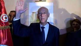 Academic Kais Saied wins Tunisia polls