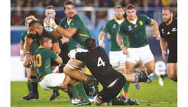 Boks block out Brighton as they prepare for Japan