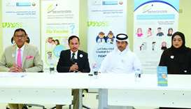 Qatar launches flu vaccination drive