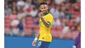 Neymar out for four weeks: PSG