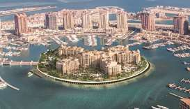 The Residences at The St Regis Marsa Arabia Island