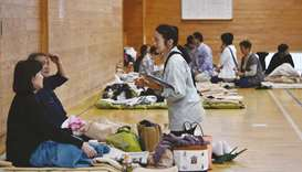 Japan searches for typhoon survivors as toll rises to 56