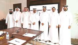 Al-Hammadi inaugurates foreign ministry's diplomatic portal