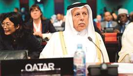 HE the Speaker Ahmed bin Abdullah bin Zaid al-Mahmoud