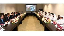 Qatar and China discuss enhancing security co-operation