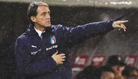 Italy has undergone a radical transformation in the 17 months since Roberto Mancini took over. (Reut