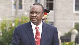 Kenyatta refuses to sign the budget over rate cap