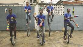 unicycle club