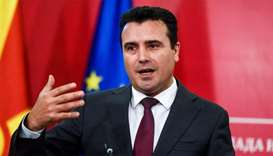 North Macedonia PM calls for snap election after EU snub
