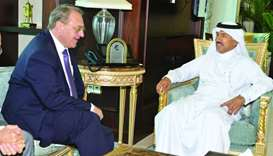 Qatar-Russia ties reviewed