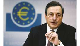 ECB chief Draghi's final meeting will be no lap of honour