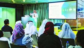 Qatari astronomer discusses mysteries of space