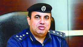 Brigadier al-Muraikhi... new law to help government services