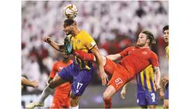 Narrow wins for Duhail, Gharafa